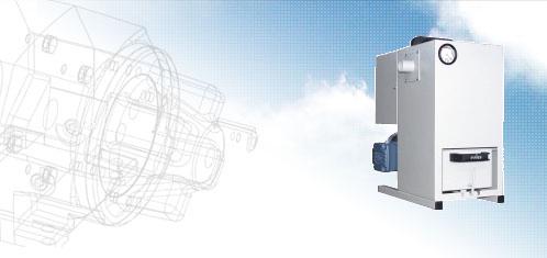 Neuentwicklung Aspirateurs industriels Type Z